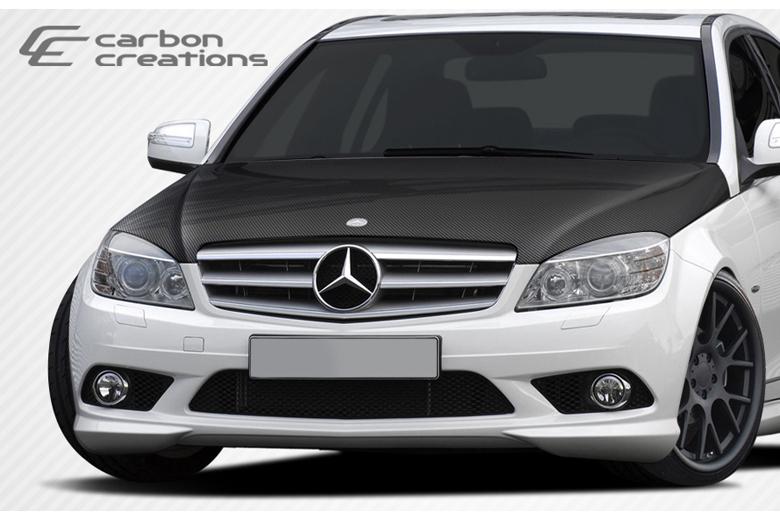 2010 Mercedes C-Class Carbon Creations Hood