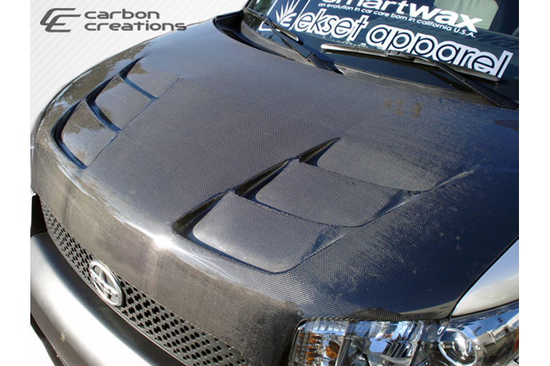 2010 Scion xB Carbon Creations GT Concept Hood