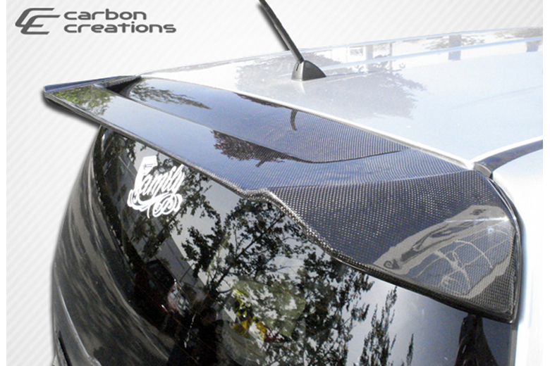 2009 Scion xB Carbon Creations Spoiler