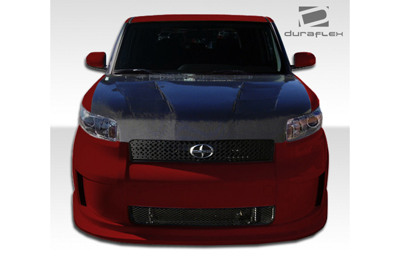 2009 Scion xB Duraflex Racer Front Lip (Add On)