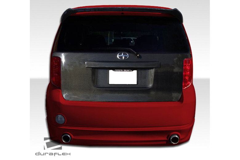 2010 Scion xB Duraflex Racer Rear Lip (Add On)