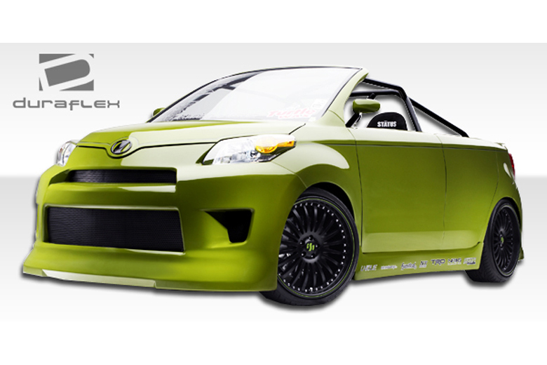 2011 Scion xD Duraflex GT Concept Body Kit