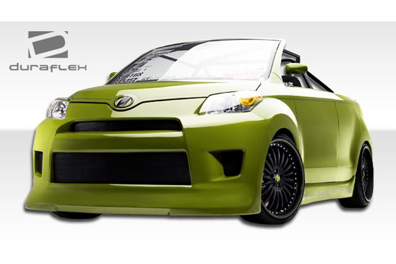 2013 Scion xD Duraflex GT Concept Bumper (Front)