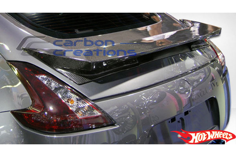 2010 Nissan 370Z Carbon Creations Hot Wheels Spoiler