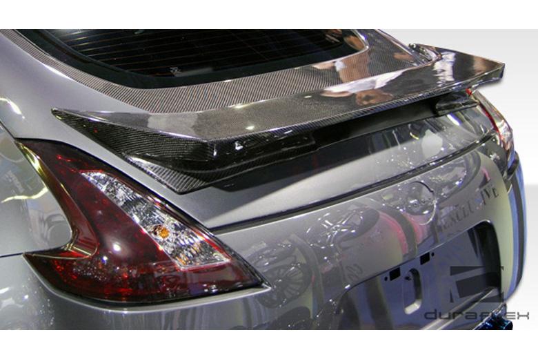 2009 Nissan 370Z Duraflex Hot Wheels Spoiler