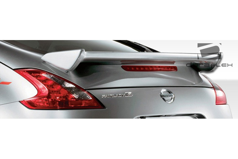 2009 Nissan 370Z Duraflex N-1 Spoiler