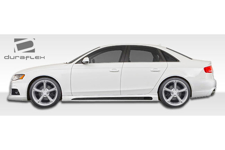 2009 Audi S4 Extreme Dimensions R-1 Sideskirts