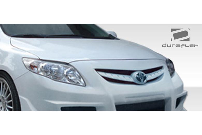 2009 Toyota Corolla Duraflex Skylark Grill