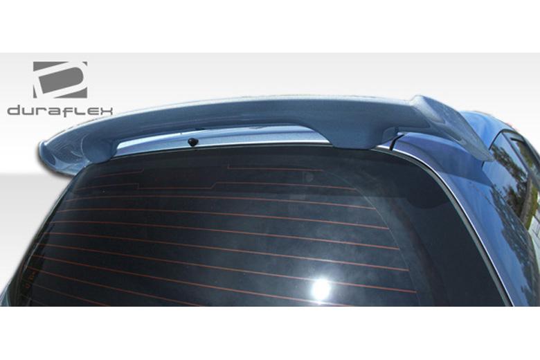 2011 Honda Fit Duraflex Type M Spoiler
