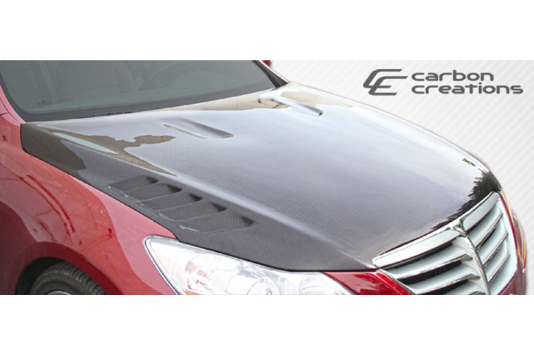 2010 Hyundai Genesis Carbon Creations Executive Hood