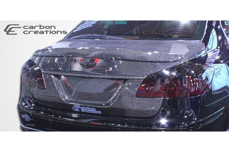 2009 Hyundai Genesis Carbon Creations Trunk / Hatch