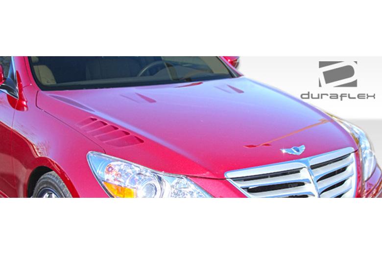 2009 Hyundai Genesis Duraflex Executive Hood
