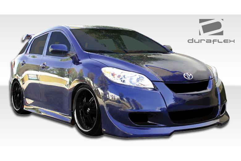 2013 Toyota Matrix Duraflex D-Sport Bumper (Front)