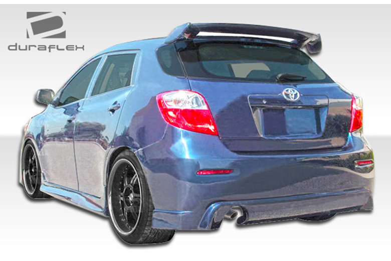 2013 Toyota Matrix Duraflex D-Sport Bumper (Rear)