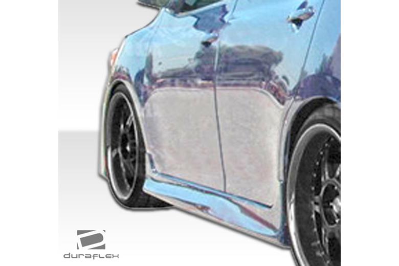 2013 Toyota Matrix Duraflex D-Sport Sideskirts