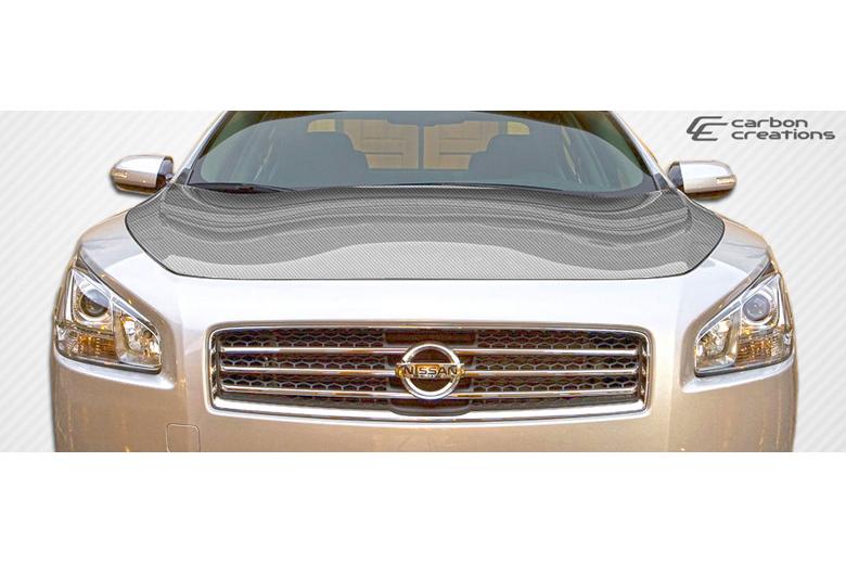 2012 Nissan Maxima Carbon Creations Hood