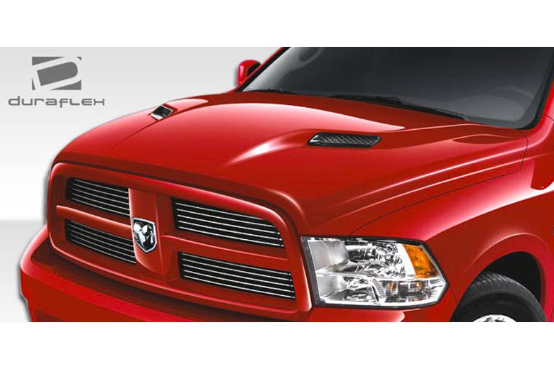 2013 Dodge Ram Duraflex MP-R Hood