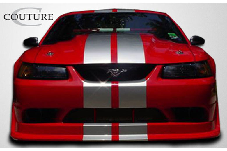1999 Ford Mustang Couture Cobra R Bumper (Front)