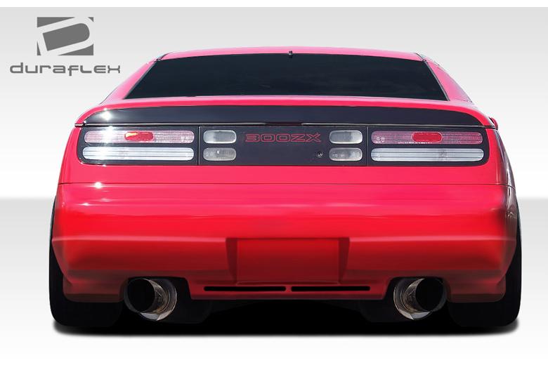 1992 Nissan 300ZX Duraflex C-1 Bumper (Rear)