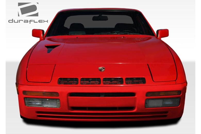 1982 Porsche 924 Duraflex 944 Look Bumper (Front)