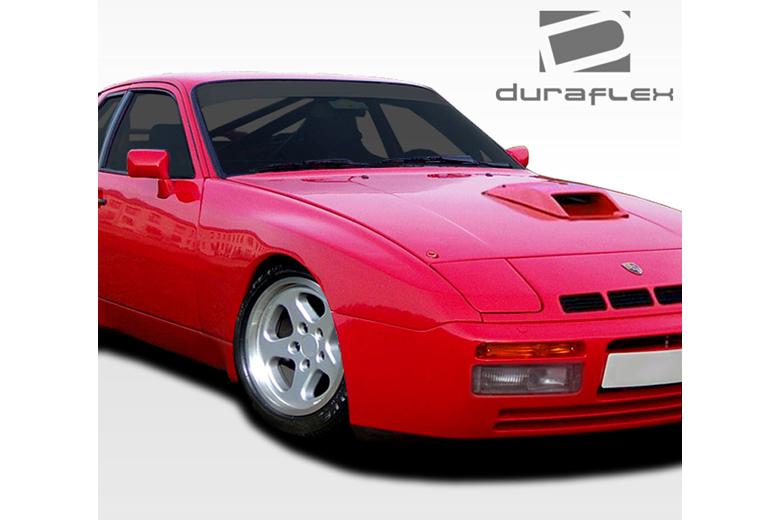 1982 Porsche 924 Duraflex 944 Look Fender