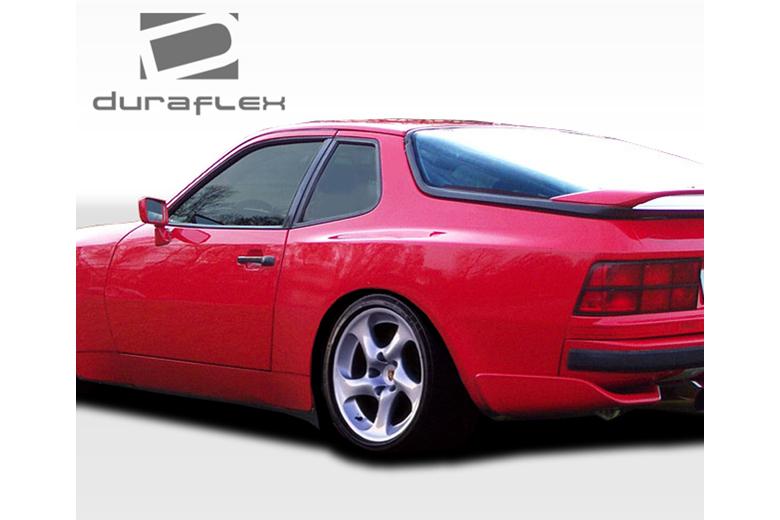 1982 Porsche 924 Duraflex 944 Look Fender Flare