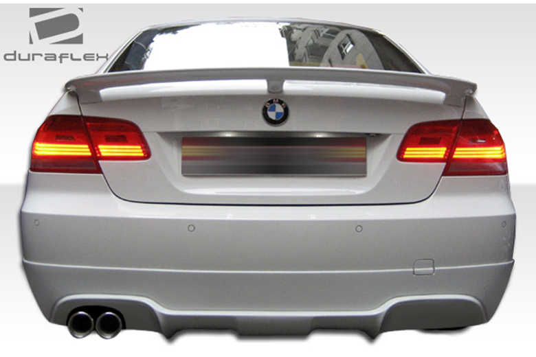 2010 BMW 3-Series Extreme Dimensions AC-S Rear Lip (Add On)