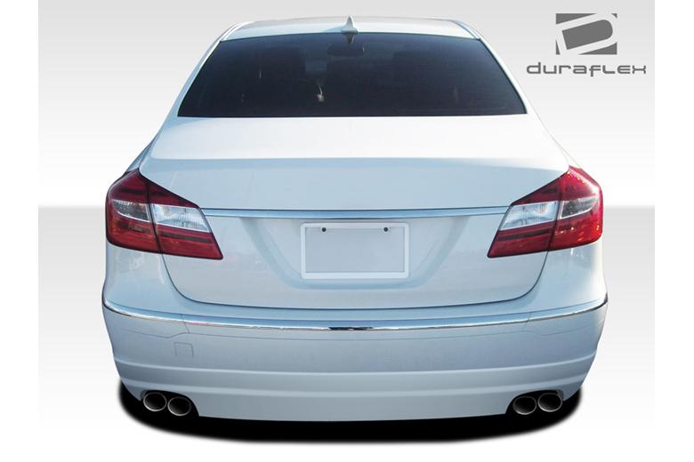 2009 Hyundai Genesis Duraflex Executive Rear Lip (Add On)