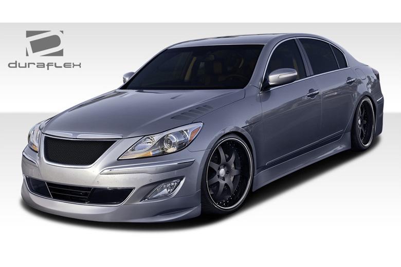 2009 Hyundai Genesis Duraflex Executive Body Kit