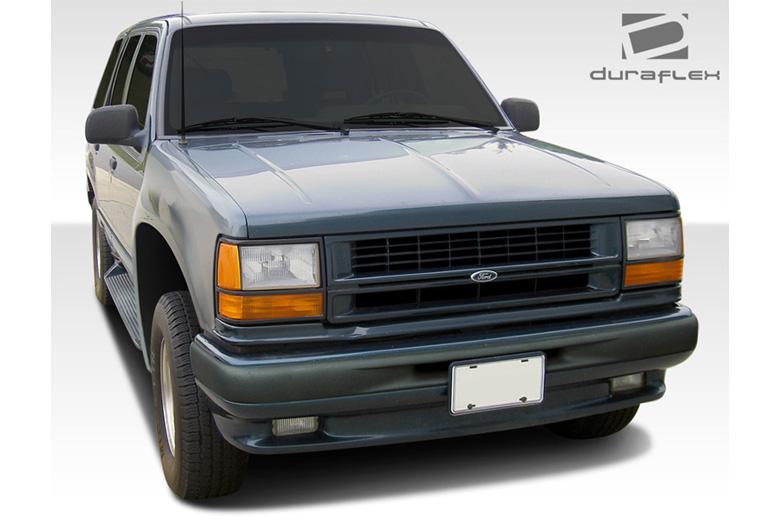1991 Ford Explorer Duraflex Off Road Bulge Fender