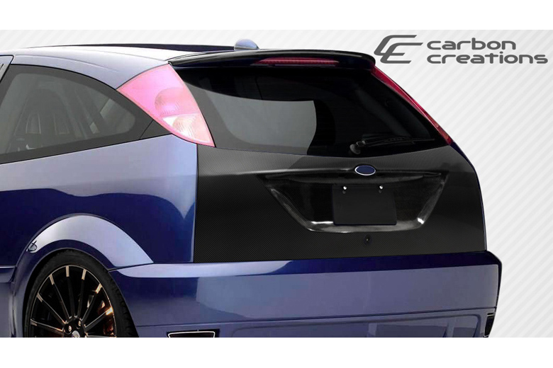 2004 Ford Focus Carbon Creations Trunk / Hatch