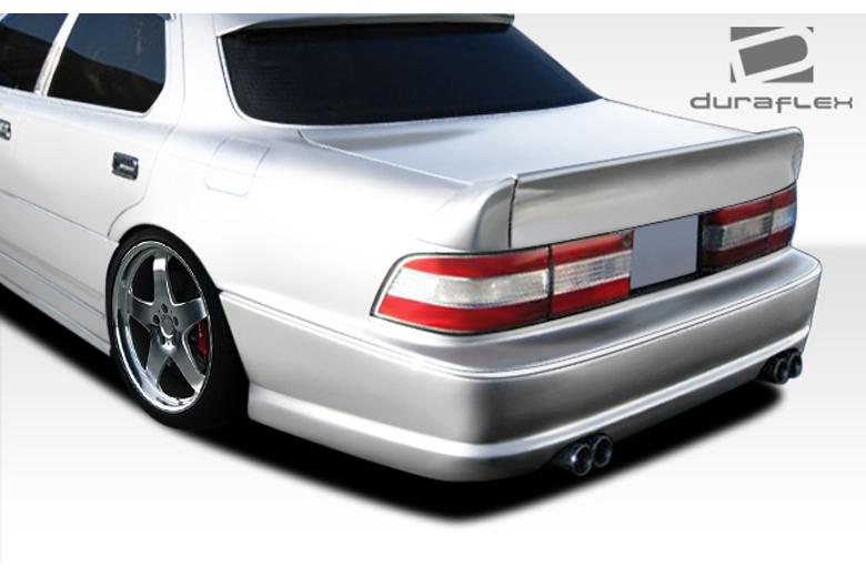 1990 Lexus LS Duraflex Forte Spoiler