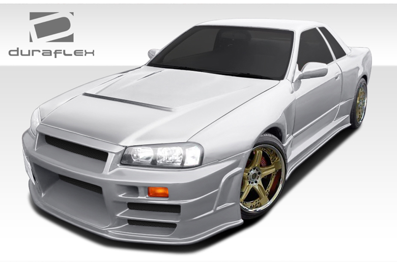 1991 Nissan Skyline Duraflex R324 Conversion Body Kit