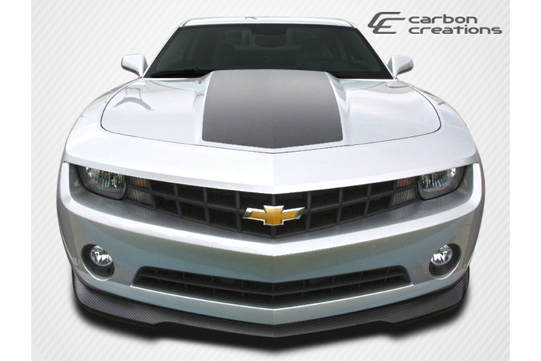 2010 Chevrolet Camaro Carbon Creations GM-X Front Lip (Add On)