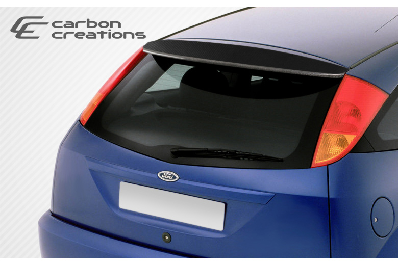 2004 Ford Focus Carbon Creations RS Look Spoiler