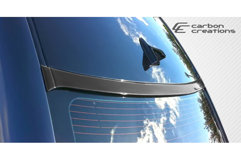 2009 Lexus IS Carbon Creations VIP Spoiler