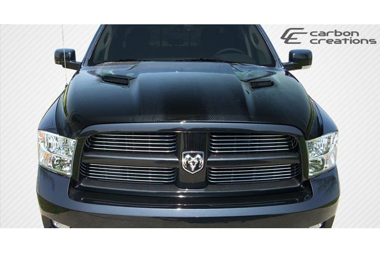 2013 Dodge Ram Carbon Creations MP-R Hood