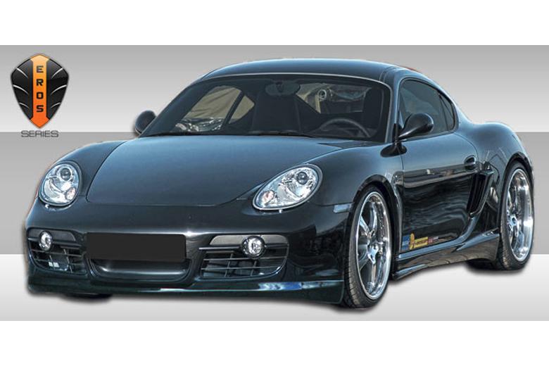 2007 Porsche Cayman Duraflex Eros Version 2 Body Kit
