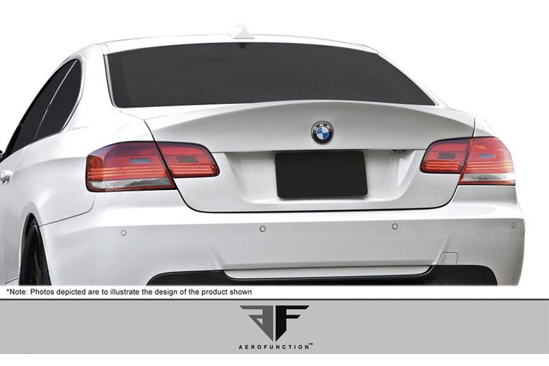 2010 BMW 3-Series Aero Function AF-1 Spoiler