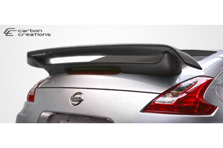 2010 Nissan 370Z Carbon Creations N-2 Spoiler