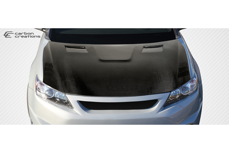2013 Scion tC Carbon Creations GT Concept Hood