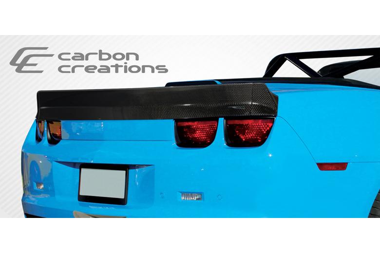 2010 Chevrolet Camaro Carbon Creations Tjin Spoiler