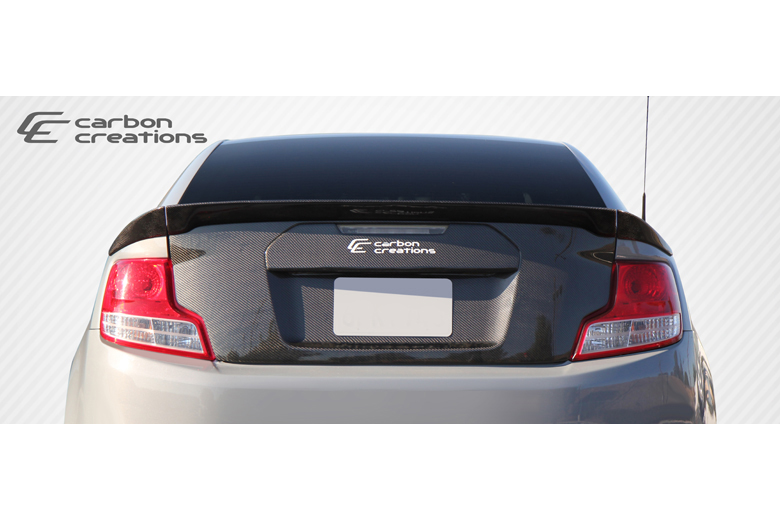 2013 Scion tC Carbon Creations GT Concept Spoiler