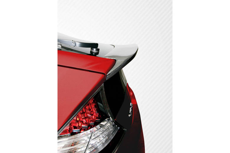 2012 Honda CR-Z Carbon Creations JP Design Spoiler