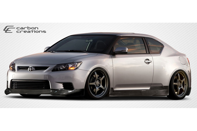2013 Scion tC Carbon Creations X-5 Body Kit