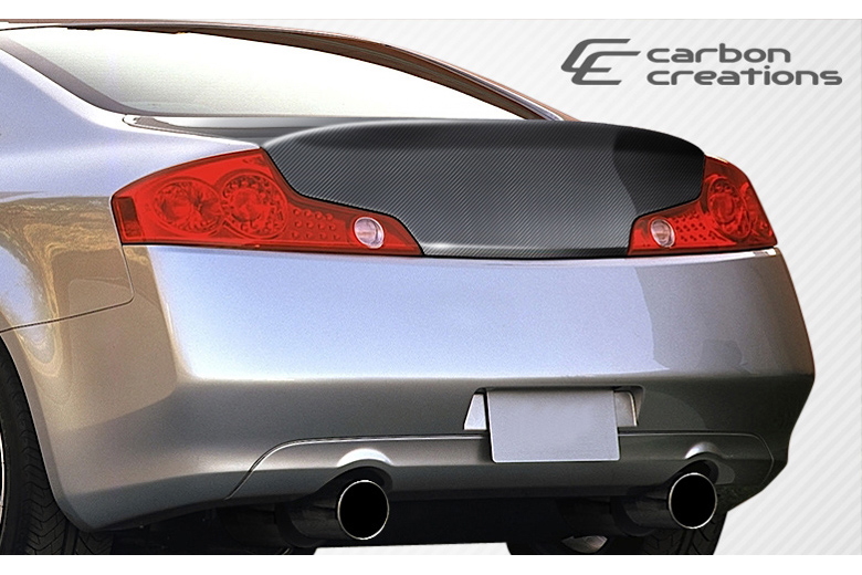 2004 Infiniti G35 Carbon Creations HD-R Trunk / Hatch