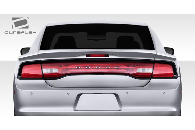 2014 Dodge Charger Duraflex Hot Wheels Spoiler