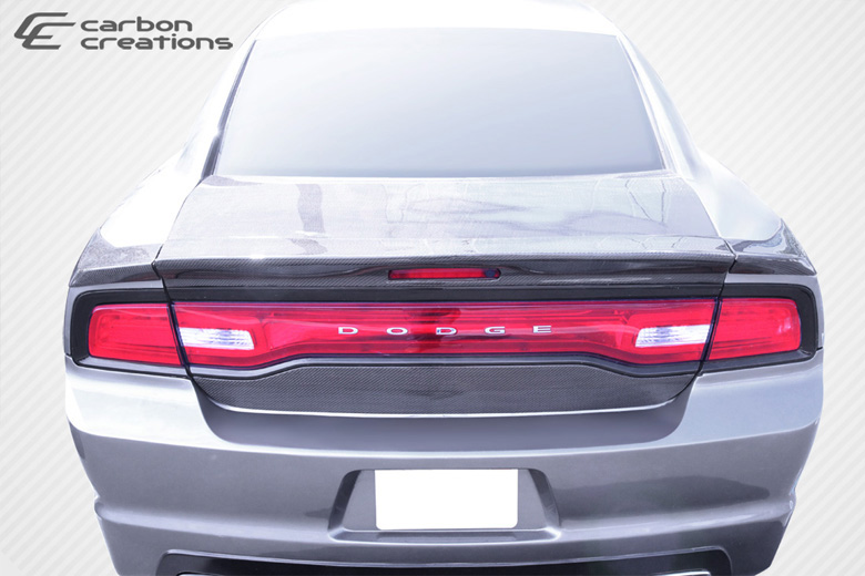 2012 Dodge Charger Carbon Creations Hot Wheels Spoiler