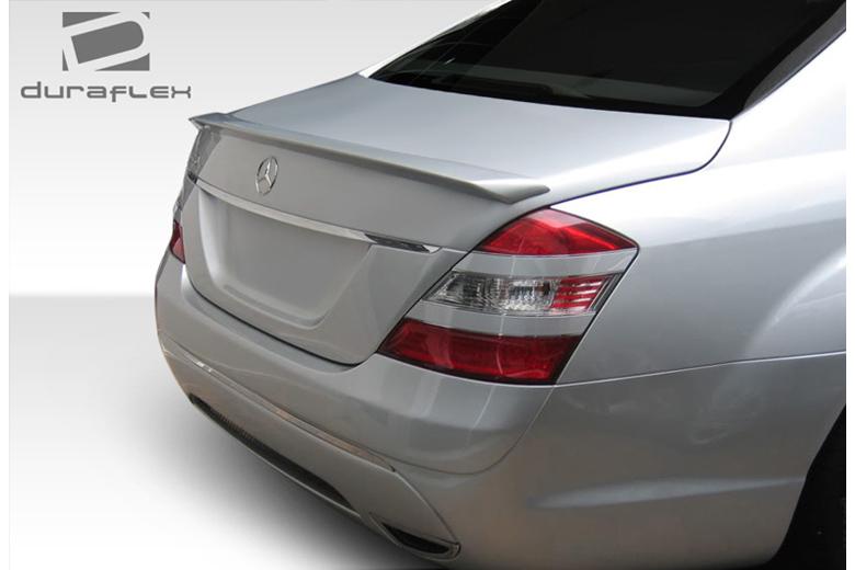 2007 Mercedes S-Class Duraflex LR-S Spoiler