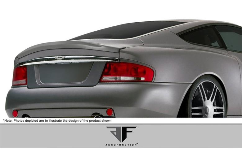 2002 Aston Martin Vanquish Aero Function AF-1 Spoiler